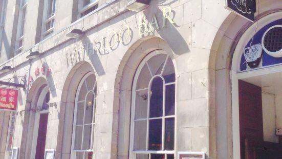 Waterloo bar Edinburgh