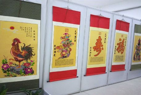 Luanxian Ancient City Without Civilians Intangible Heritage Cultural Center