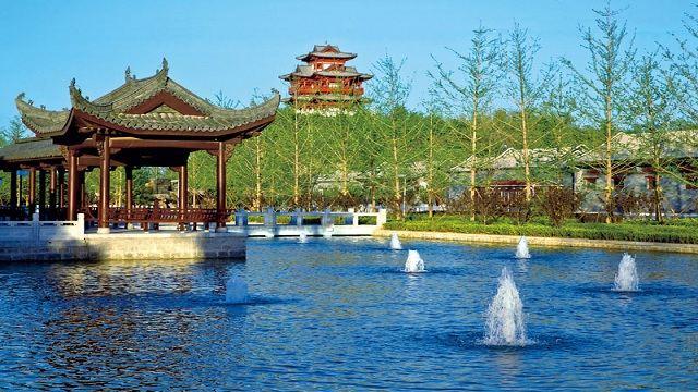 北京園博園1