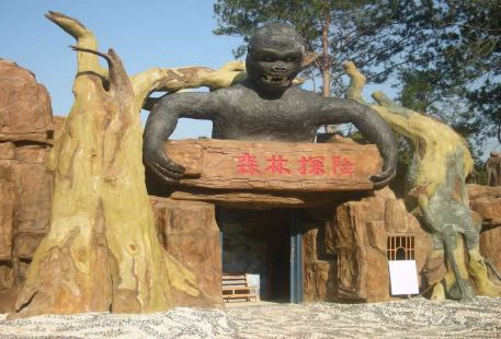 Tongzichong Forest Adventure Park