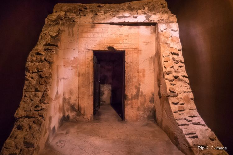 玫瑰十字會埃及博物館4