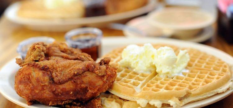 Roscoe's House of Chicken&Waffles(西洛杉磯店)