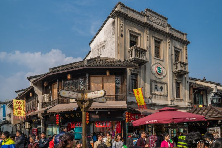Qinghefang Street3
