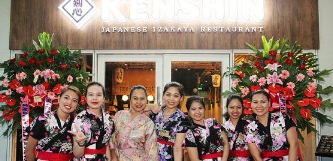 Kenshin Japanese Restaurant1