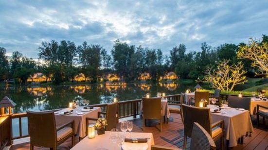 Tre Restaurant at Banyan Tree Phuket
