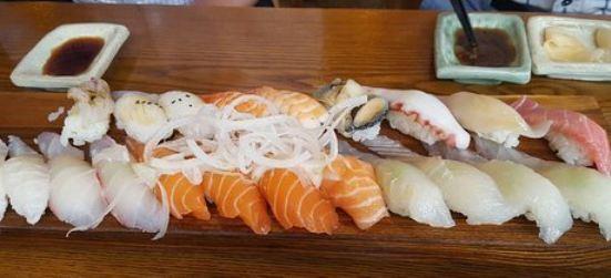 Hyojadong Sushi