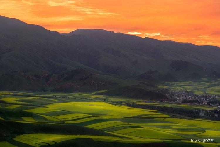 祁連山風光旅遊景區1