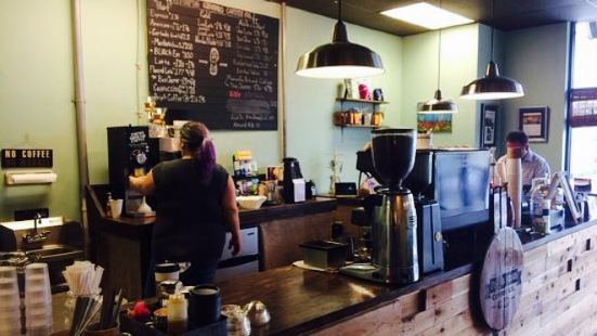 Stomping Grounds Coffee Co.