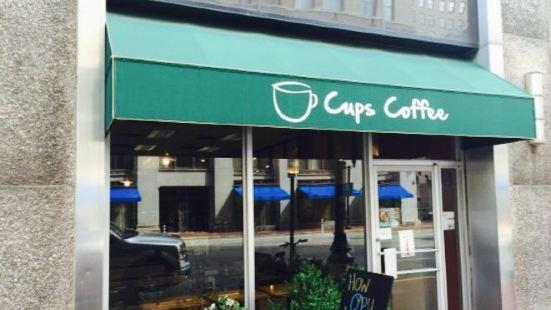 Cups Coffee Tea & More