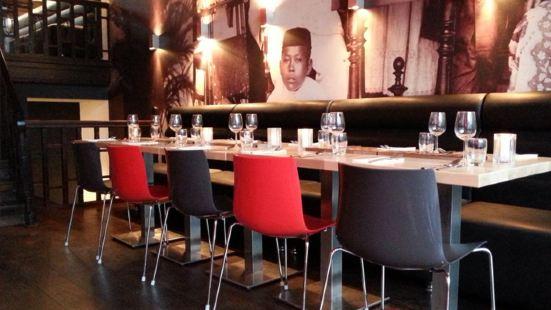餐廳Blauw阿姆斯特丹