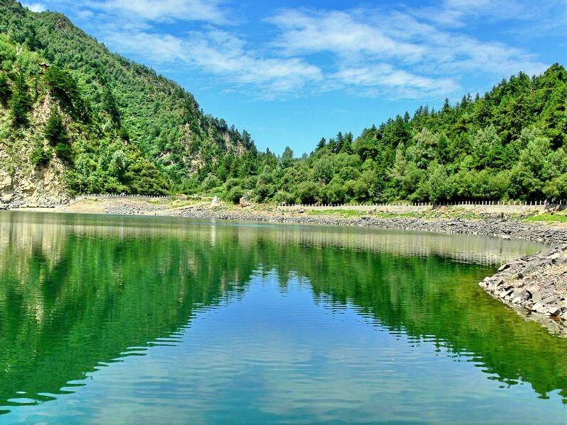 西寧孟達自然保護區
