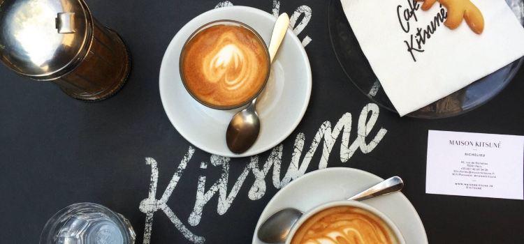Cafe Kitsune1