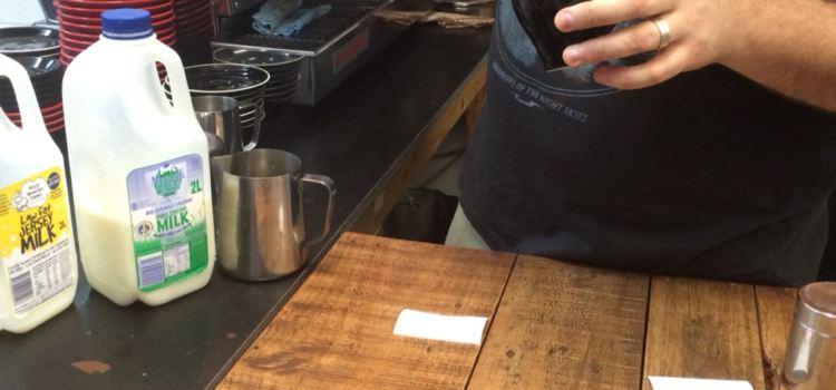 Blackbird Espresso by Coffee NQ2