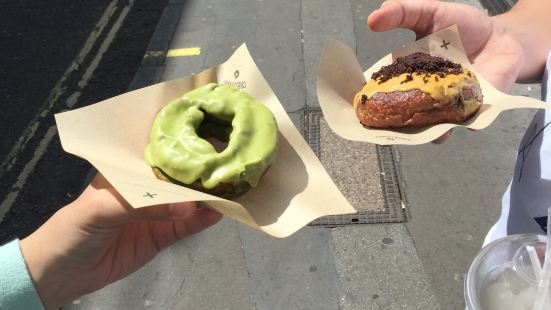 Crosstown Soho - Doughnuts & Coffee