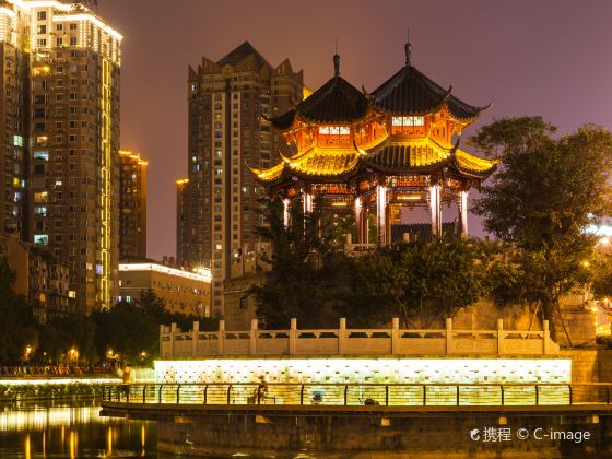 Hejiang Pavilion