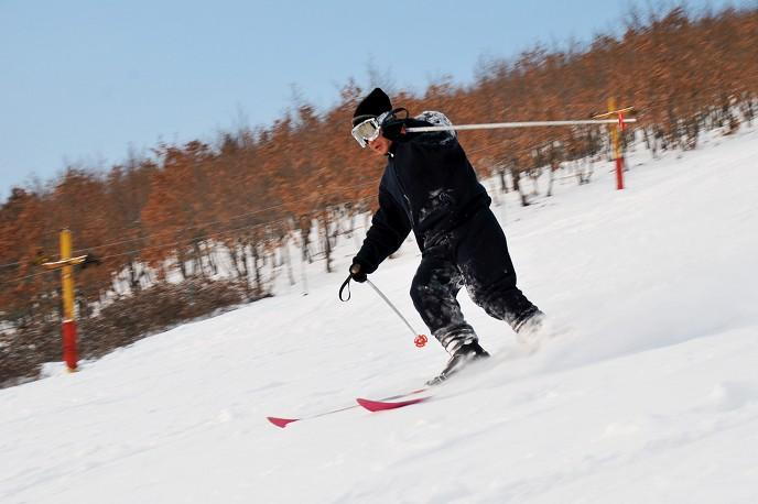 Yunfeng Mountain Ski Field