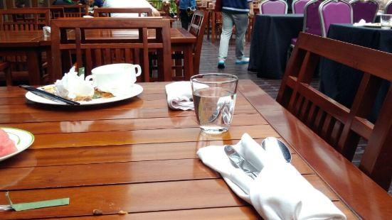 西雙版納洲際度假酒店曼霖軒中餐廳