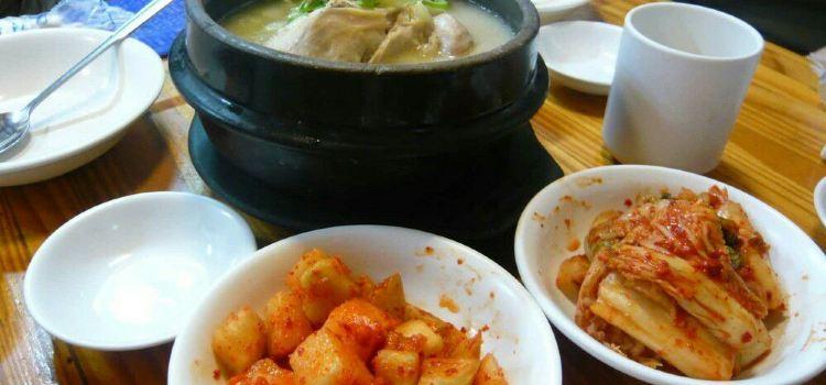 Yongmunsan Seokbadae Yeongyangtang Buffet1