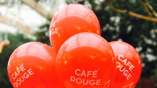 Cafe Rouge - Center Parcs Whinfell Forest