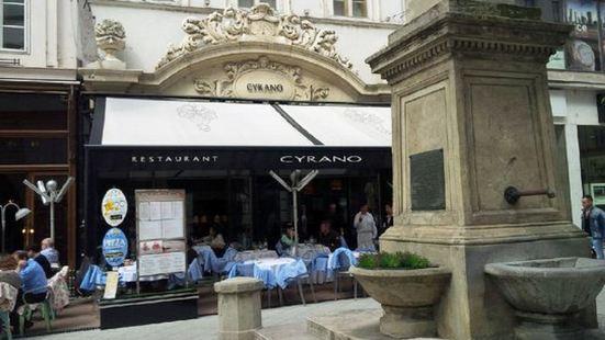 Cyrano Restaurant Budapest