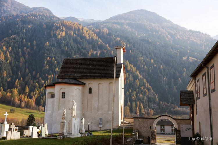 聖約翰·本尼迪克特派修道院1