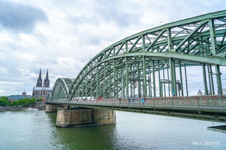 霍亨索倫橋3