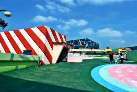 Xuzhou Amusement Land Candy World