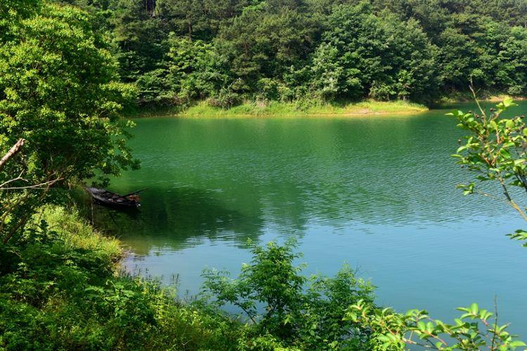 Weishui Scenic Area3
