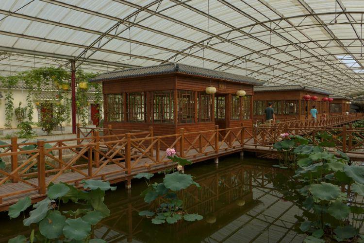 Mangdangshan Xigu Ecological Park1