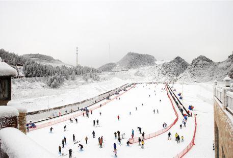 Meihuashan Ski Resort