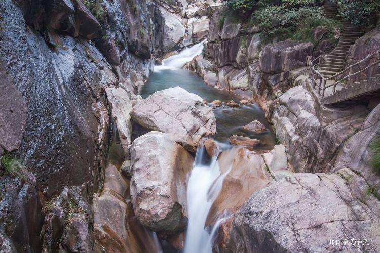 障山大峽谷旅遊風景區2