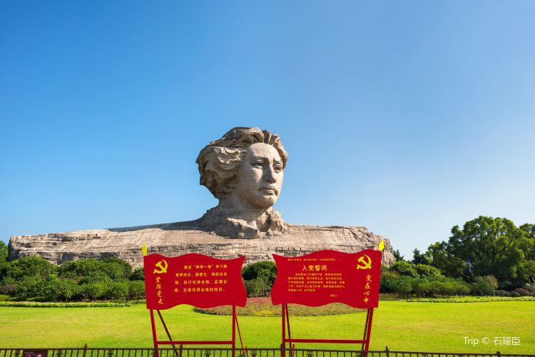 Mao Zedong Youth Art Sculpture2