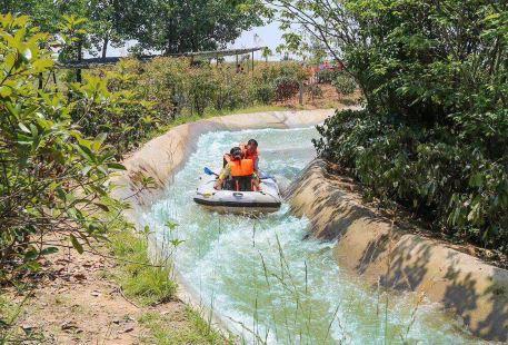 Tianlehu Drifting