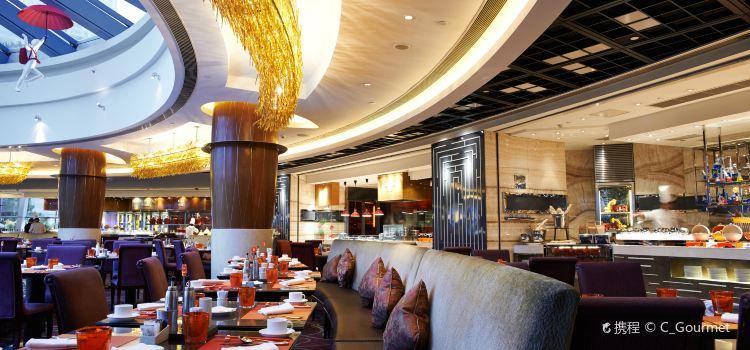 香格里拉大酒店怡咖啡自助餐廳1