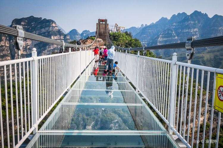 Shidu Shiyan Glass Skywalk4