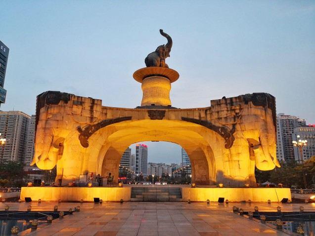 Jinhu Square3