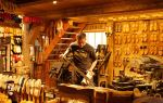 Wooden Shoe Workshop 'De Zaanse Schans'