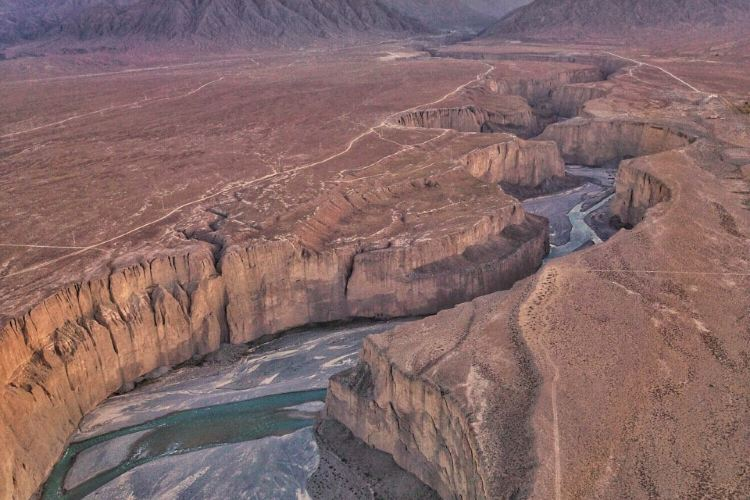 Taolaihe Canyon4