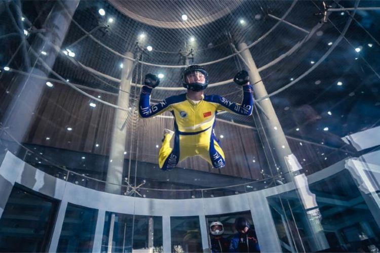 猛獁跳傘俱樂部1