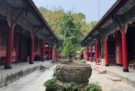 Erjiang Temple