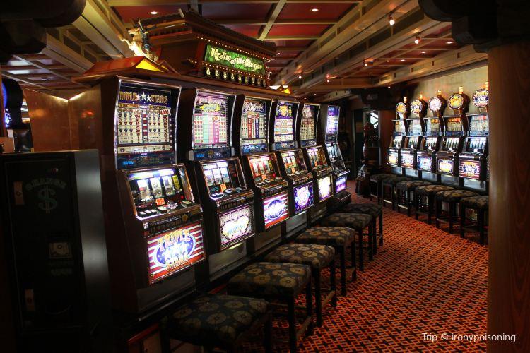 Baxter springs casino square evolution game