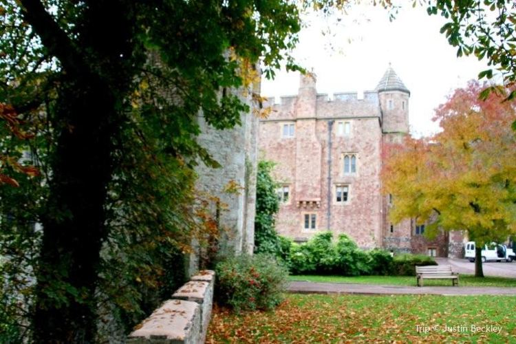 Dunster Castle4