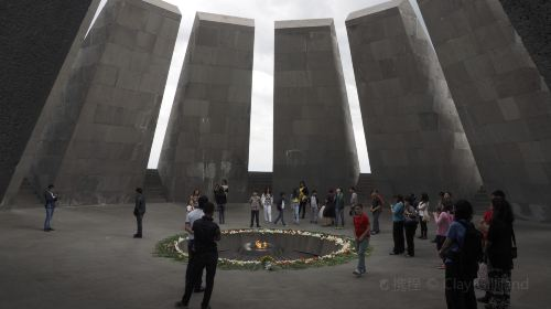 The Armenian Genocide Museum