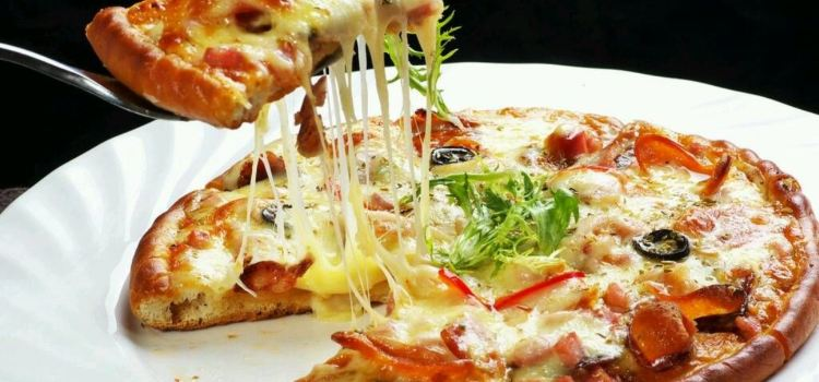pizza king皇派榴蓮披薩(新東門店)