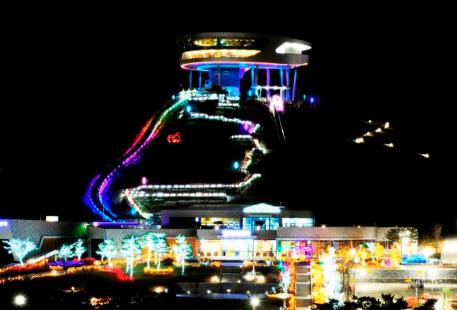 빛가람 호수공원 전망대