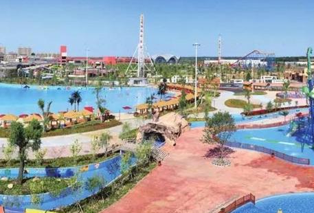 梅河口體育公園