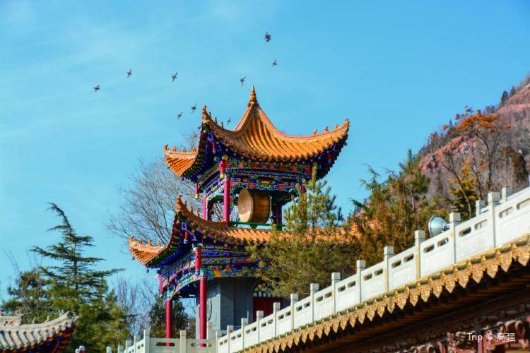 Xining Beishan Mountain Park1