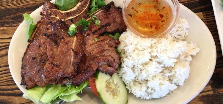 Chau Veggie Express2