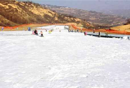 Nanshanyunduan Ski Field