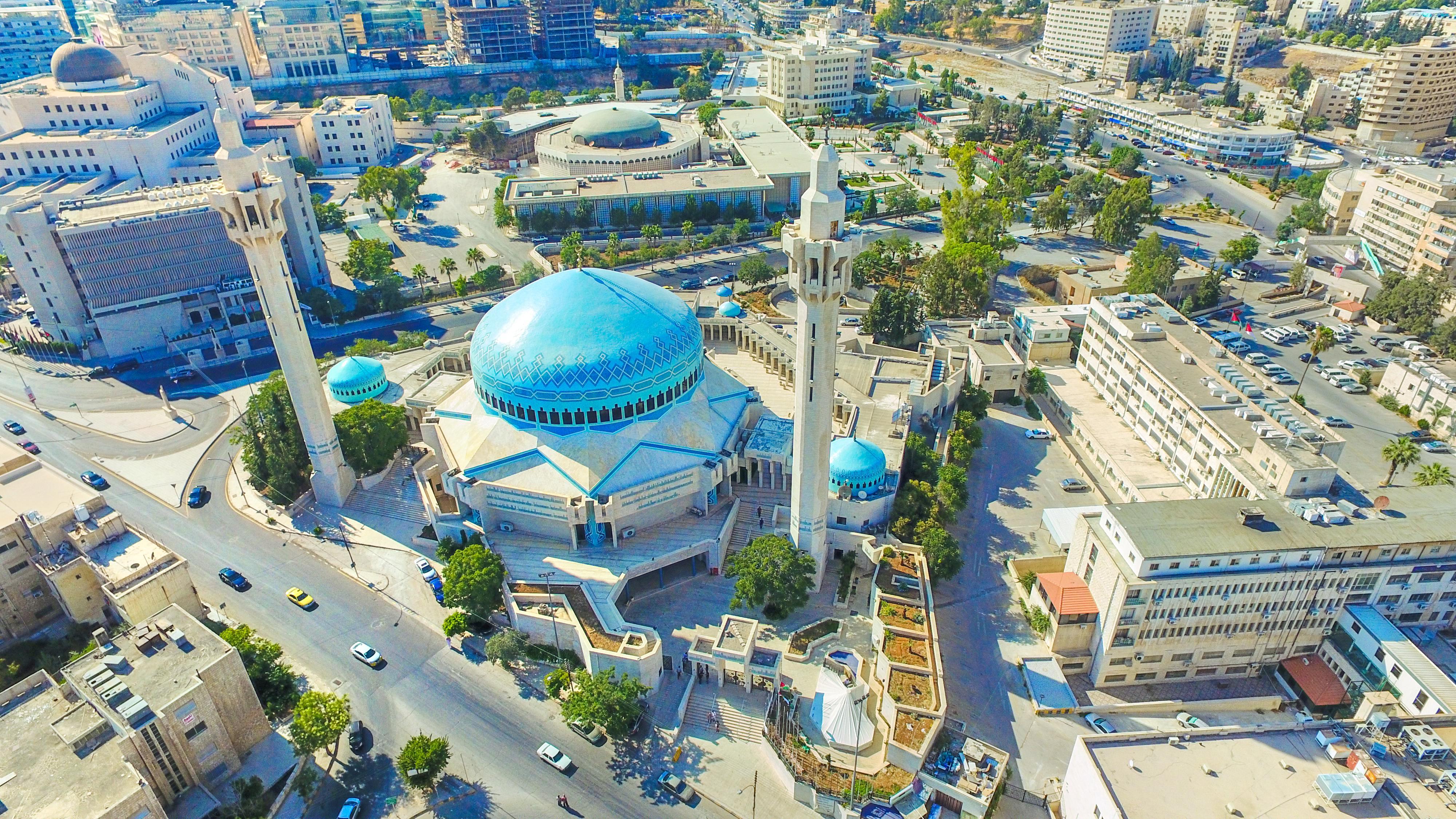 キング アブドッラー1世モスク